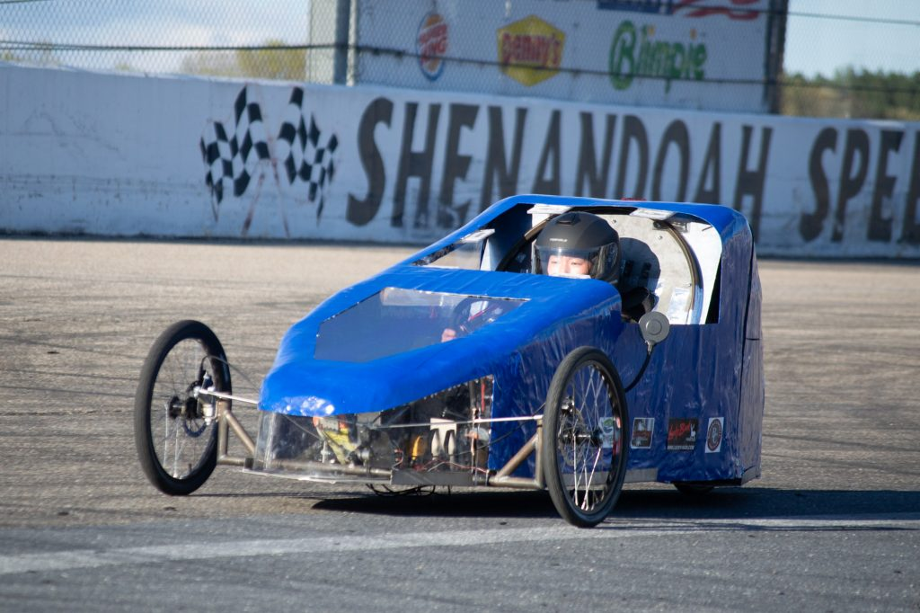Super Mileage Car