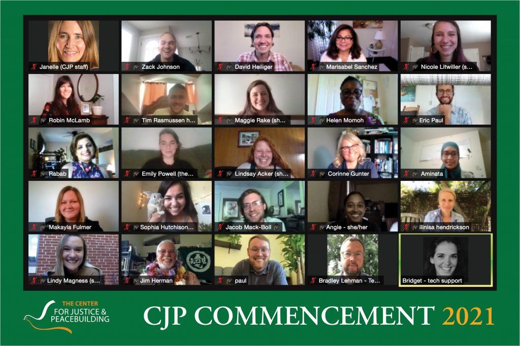 CJP Grads